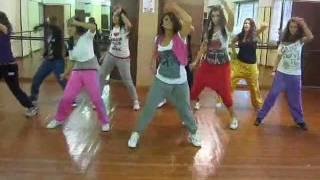 "getlinkyoutube.com-Jennifer Lopez - ""Papi"" coreografia"