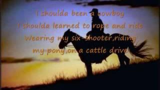 getlinkyoutube.com-Toby Keith - Should've Been A Cowboy