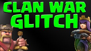 getlinkyoutube.com-Clash Of Clans Real CLAN WAR GLITCH! 0 LOOT!