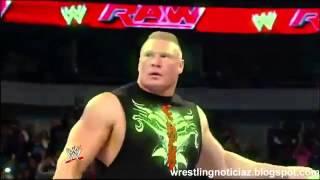 getlinkyoutube.com-Promo en Español Latino del regreso de Triple H a WWE Raw para confrontar a Brock Lesnar