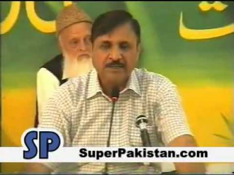 Dr. Inamul Haq Javed, Tanz o Mazah Comedy Mushaira Part 1