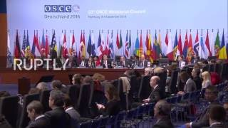 getlinkyoutube.com-LIVE: 23rd OSCE Ministerial Council day 2: third working session