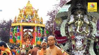 Pillayarpatti Karpaga Vinayagar Soorasamharam | Ganesh Chaturthi 2016