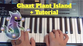 getlinkyoutube.com-My Singing Monsters | Ghazt Theme | Plant Island on Piano + Tutorial