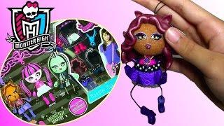 getlinkyoutube.com-Monster High Monster Maker Machine Make Monster High Charms - Kids' Toys