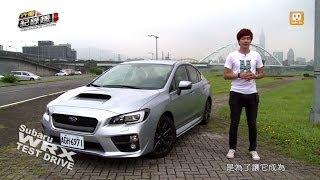 Subaru WRX 暴力鯊兼溫柔鯊試駕