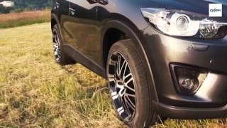 getlinkyoutube.com-Oxigin Wheels on MAZDA CX5- OX14 Oxrock