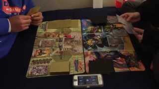 getlinkyoutube.com-Midnight Standup Episode 4: Future Card Buddyfight (Dungeon World vs Darkness Dragon World)