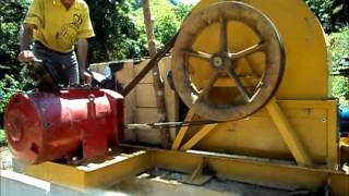 getlinkyoutube.com-Rueda Pelton 100 Kw  Pelton Water Wheel www.gracomaq.net