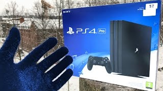 getlinkyoutube.com-PS4 Pro Unboxing + Gameplay (Call of Duty: Infinite Warfare Zombies)