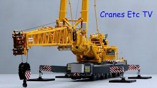getlinkyoutube.com-WSI Liebherr LTM 1500 Mobile Crane Luffing Jib by Cranes Etc TV
