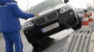 getlinkyoutube.com-BMW X Drive test 2013 X6, X5, X3, X1