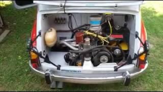 getlinkyoutube.com-FIAT 1000 TC ABARTH COLD START