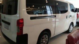 getlinkyoutube.com-Nissan Urvan NV350 18Seaters Manual Transmission Review