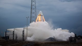 SpaceX Pad Abort Test width=