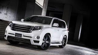 "getlinkyoutube.com-"" TOYOTA Land Cruiser Prado150"" ZEUS LUV-LINE Bodykit|ゼウス 新型トヨタ ランクル プラド150 エアロ"