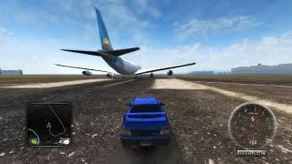 "getlinkyoutube.com-TDU2 - Jump Intrusion ""Honolulu Airport"" (2011)"