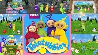 getlinkyoutube.com-Teletubbies make Tubby Custard   Teletubbies App for Kids