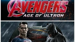 getlinkyoutube.com-Batman V Superman or Avengers:  Age of Ultron?!!