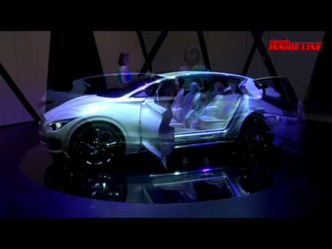 Infiniti Etherea Concept @ 2011 Geneva Auto Show