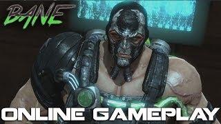 getlinkyoutube.com-Batman Arkham Origins - Online Bane Gameplay