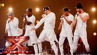 getlinkyoutube.com-The First Kings smash it but have they got a seat? | 6 Chair Challenge | The X Factor UK 2015