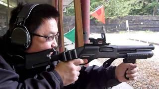 getlinkyoutube.com-雷明頓 870 霰彈槍