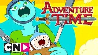 Adventure Time   Billy's Bucket List   Cartoon Network