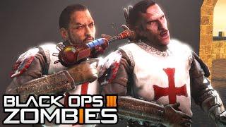 getlinkyoutube.com-Black Ops 3 Zombies - Medieval Castle Map! BIG Easter Egg! (Black Ops 3 Zombies Gameplay)