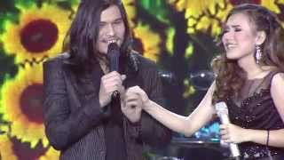 getlinkyoutube.com-Road To MNCTV Dangdut Awards - Virzha feat Ayu Ting Ting - Pertemuan (17/11)