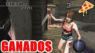 RE4MODS - Old Style Zombie