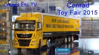 getlinkyoutube.com-Nuremberg Toy Fair 2015 'Conrad Models' by Cranes Etc TV