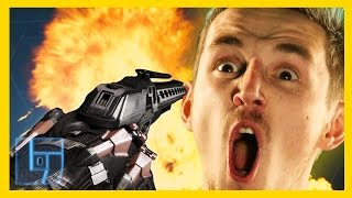 Syndicate - COD: Advanced Warfare Railgun Challenge | Legends of Gaming