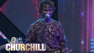Hart The Band 2nd Appearance On Churchill Show width=