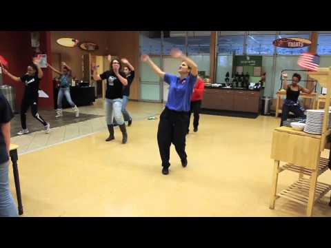 Flash Mob Northwest Nazarene University