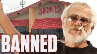 getlinkyoutube.com-GRANDPA GOT BANNED FROM SHONEY'S!
