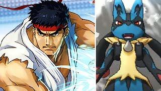 getlinkyoutube.com-Pokemon Battle Character 1: Martial Artist Ryu