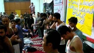 Aey Meri Raht-e-Jaan So Ja So Ja at Macerata ( ITALY ) Shab-e-Ashoor