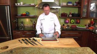 In the Kitchen with Brian Hinshaw - Knives & Sharpening