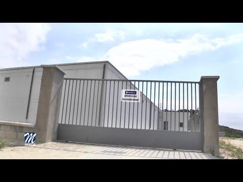 El jueves entra en funcionamiento el deposito de agua del Hacho