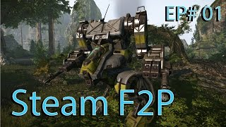 getlinkyoutube.com-MWO - F2P: Steam - Ep 01 'Getting Set Up'