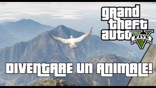 GTA V - Come diventare un animale!