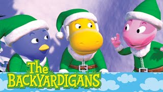 getlinkyoutube.com-The Backyardigans: The Action Elves Save Christmas Eve - Ep.70