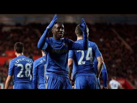 Southampton 1-5 Chelsea | The FA Cup 3rd Round 2013