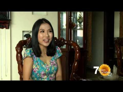 Thăm nhà diễn viên Thùy Dương