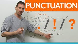 getlinkyoutube.com-Learn Punctuation: period, exclamation mark, question mark