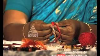 getlinkyoutube.com-Thread Jewellery making : Life Style