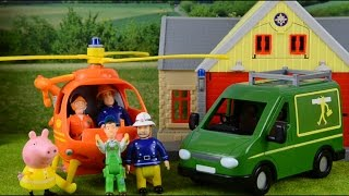 Fireman sam new compilation epiosdes Helicopter rescue Animation video