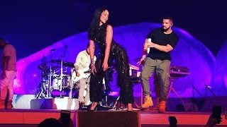 getlinkyoutube.com-Rihanna | Work feat Drake | DVD The ANTI World Tour Live (HD)