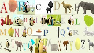 getlinkyoutube.com-This Is The Phonics Songs A A A For Appale B B B For Ball - Nursery Rhymes The ABC Song